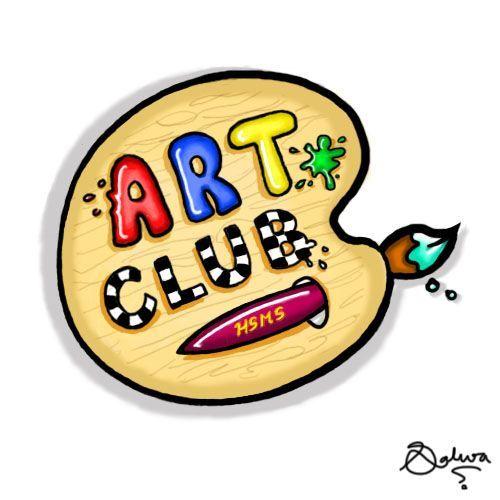 Art Club Logo Idea