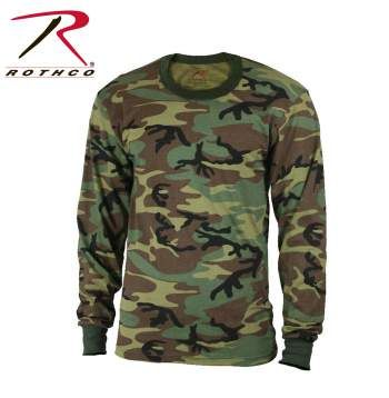 01cce4de Long Sleeve Solid T-Shirt | S T Y L E | Camouflage t shirts ...