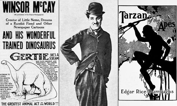 How Modernity Began 100 Years Ago