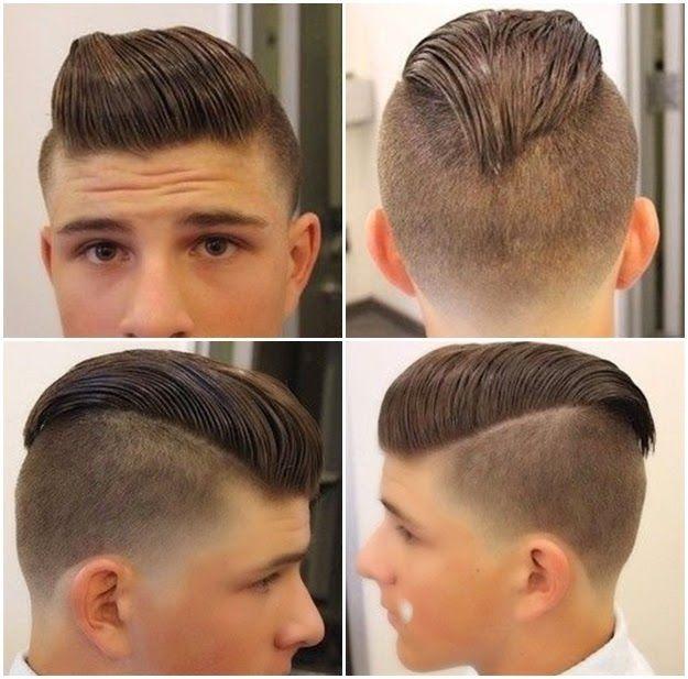 Model Gaya Rambut Undercut Untuk Pria Terbaik Model Rambut Terbaru Pria Dan Wanita Ide Potongan Rambut Gaya Rambut Potongan Rambut Pria