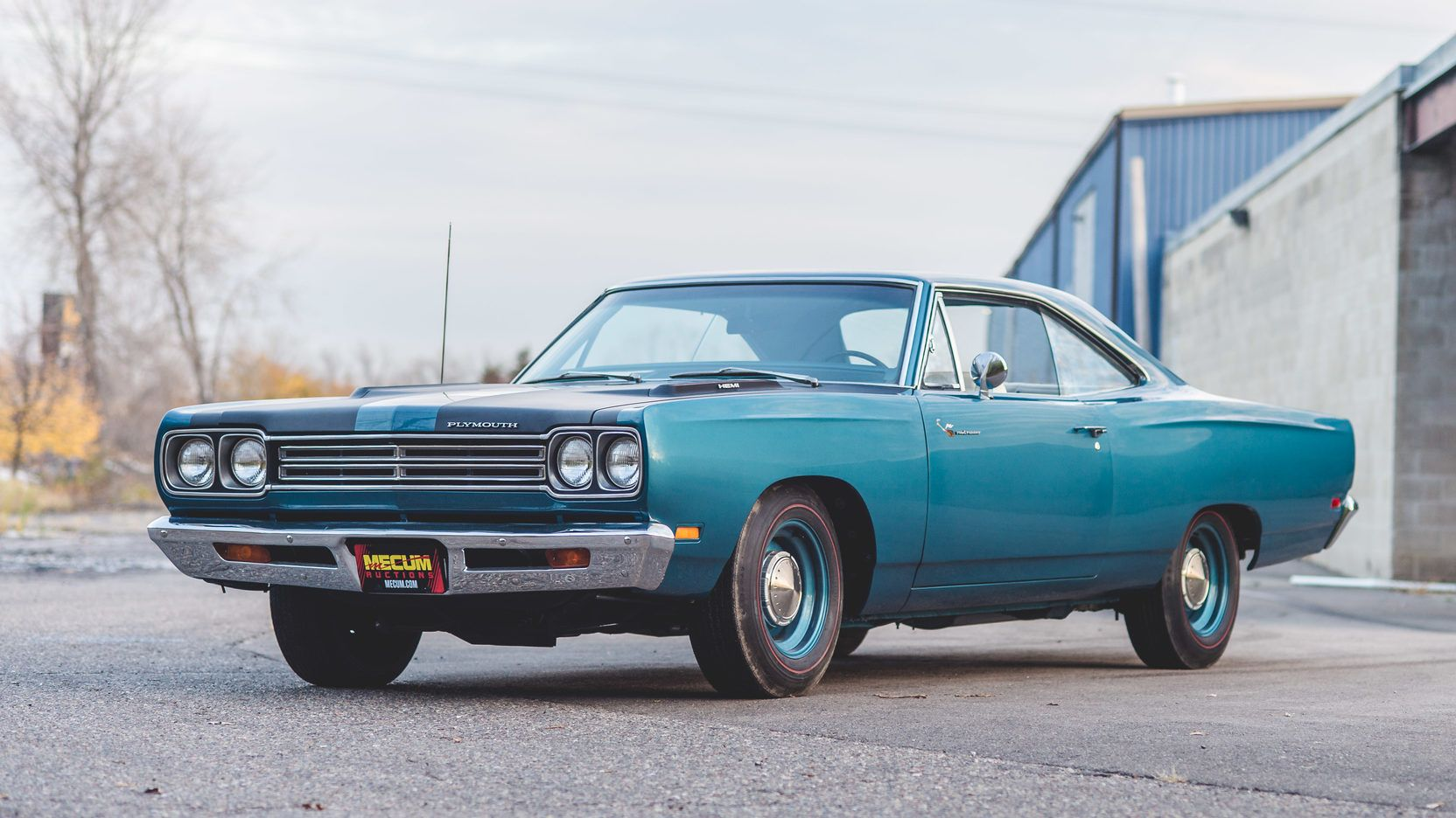 1969 Plymouth Hemi Road Runner Presented As Lot L88 1 At Kissimmee Fl Road Runner Plymouth Muscle Cars Plymouth