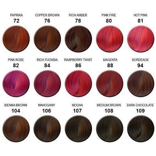 Creative Image Adore Semi Permanent Hair Color Permanent Hair