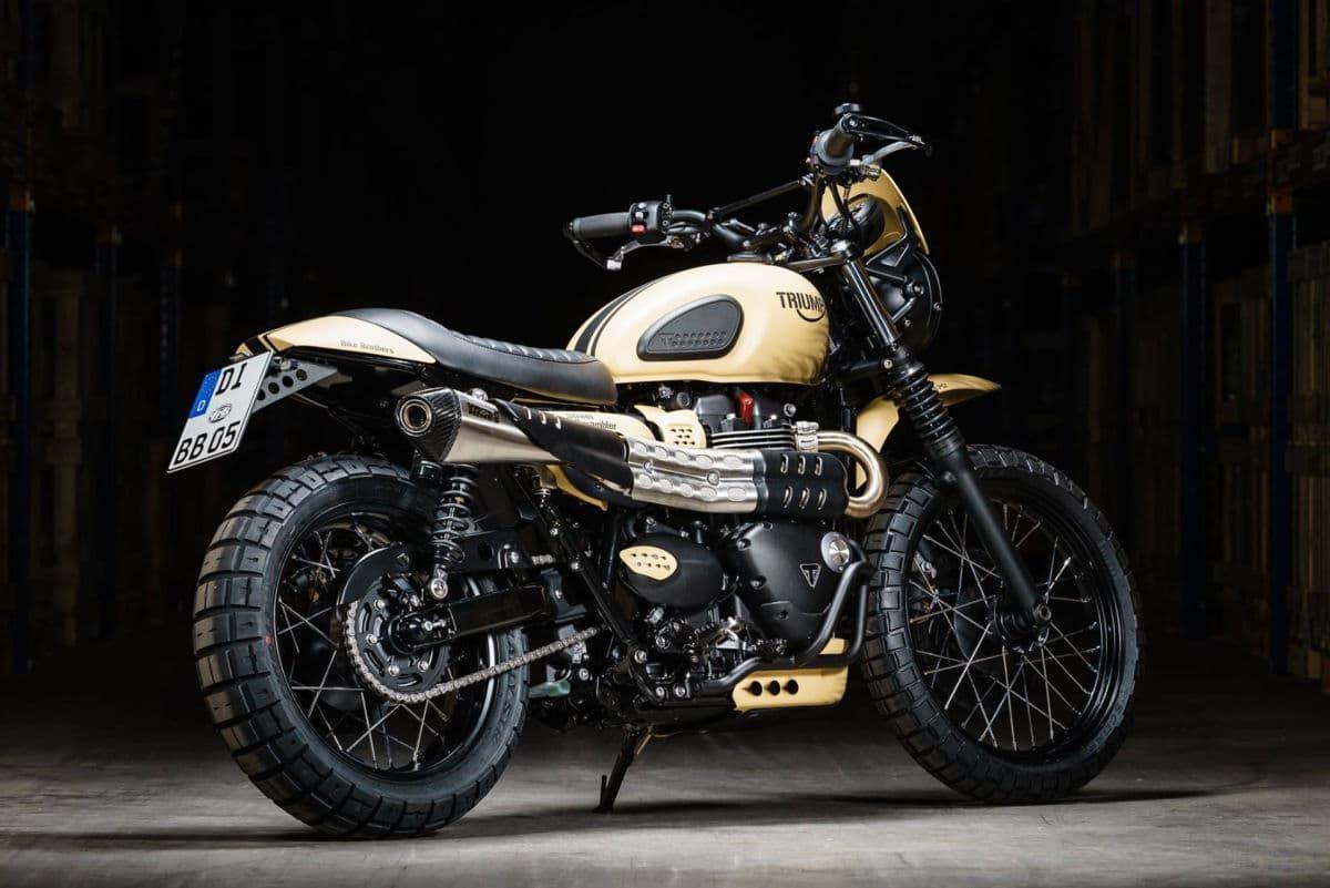 triumph street scrambler 900 by bikebrothers motorbikes. Black Bedroom Furniture Sets. Home Design Ideas