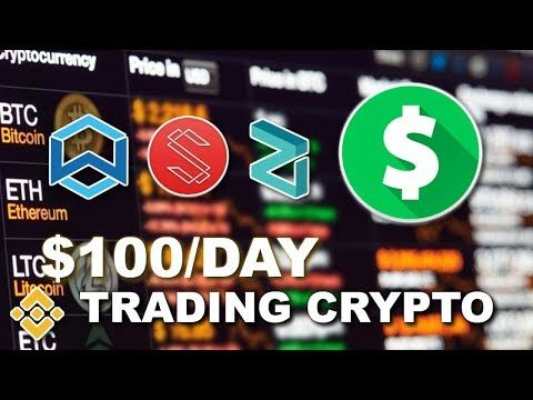 Top cryptocurrency to day trade