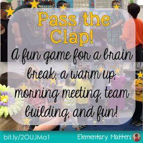 Pass the Clap – A Fun Game!