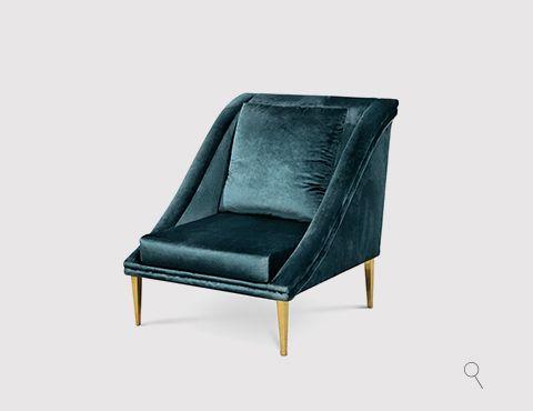 GEISHA Chair by KOKET