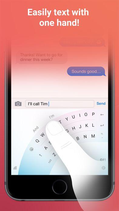 word flow keyboard gif swipe custom theme by microsoft corporation writing. Black Bedroom Furniture Sets. Home Design Ideas