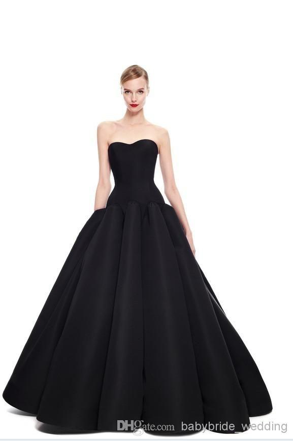 zac evening dresses