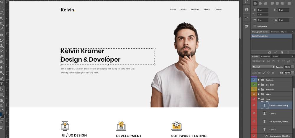 Free Website Templates Psd For Freelancer Removal Ai Free Website Templates Website Template Templates