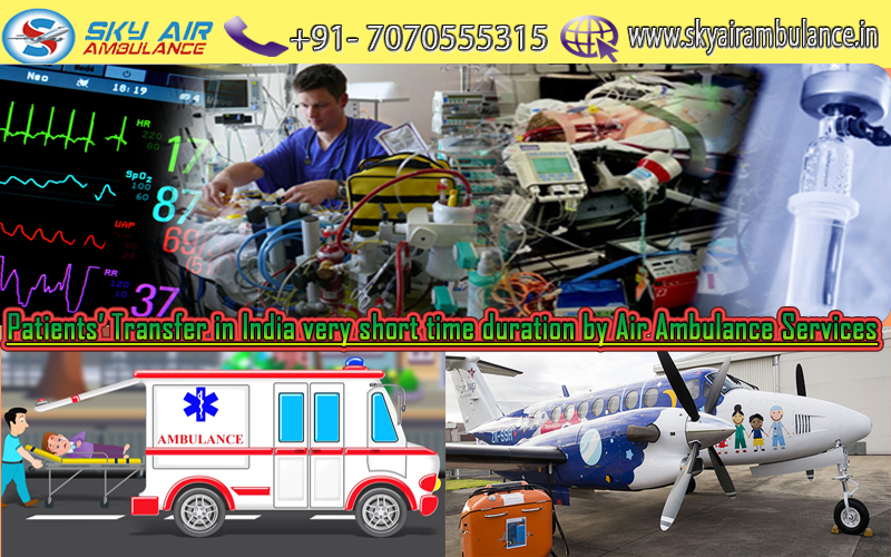 Searching for Air Ambulance to Patient Transfer from One