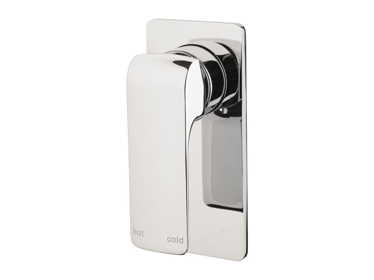 The milli glance wall basin mixer set is captivating from the first - Milli Glance Shower Bath Mixer 198 On Sale
