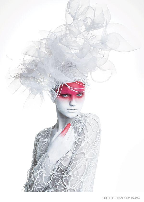 Colorful Makeup Photo Shoot | cosmetics makeup shoot01 Érico Toscano Captures Stunning MAC Makeup ...