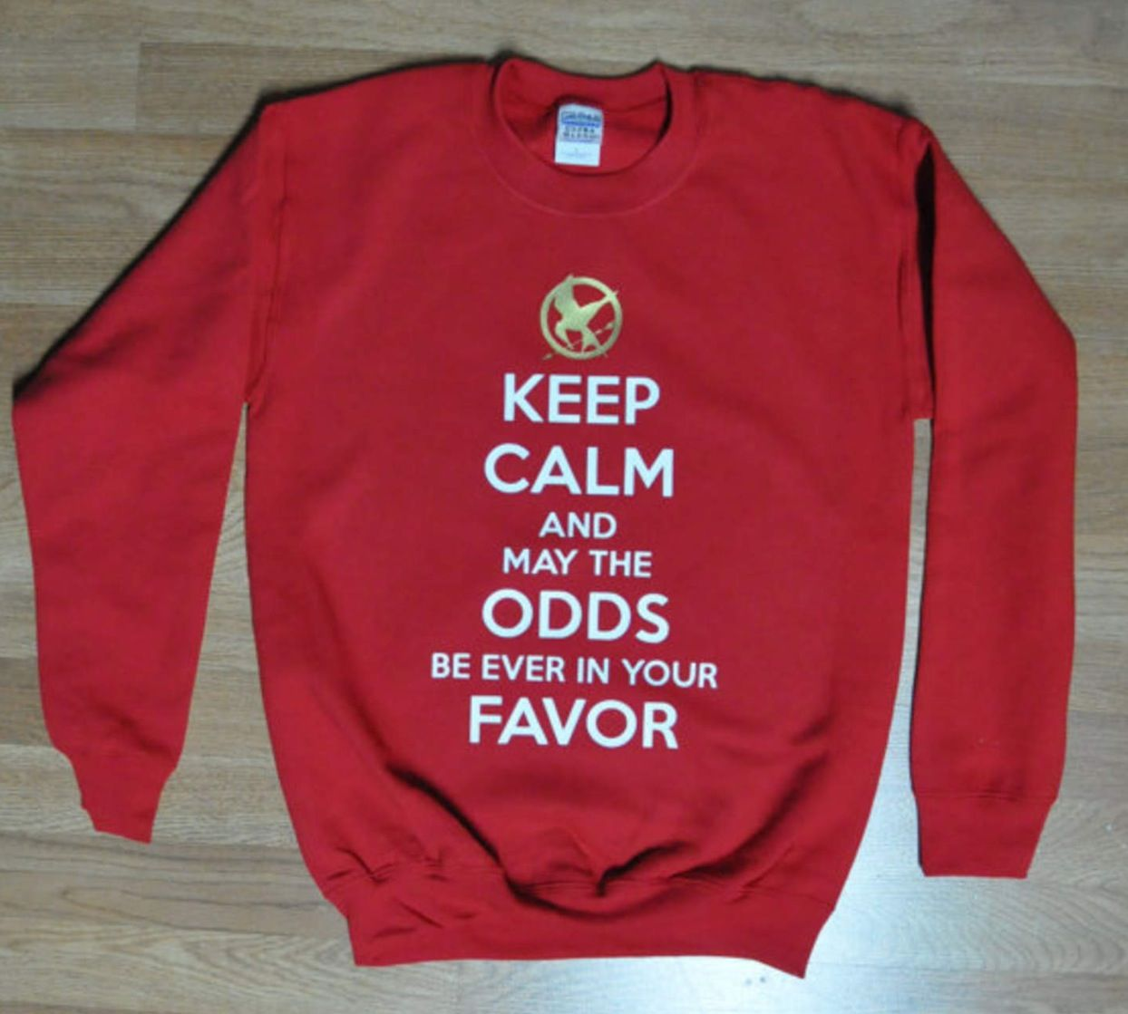 May the odds be ever in your favor #thehungergames