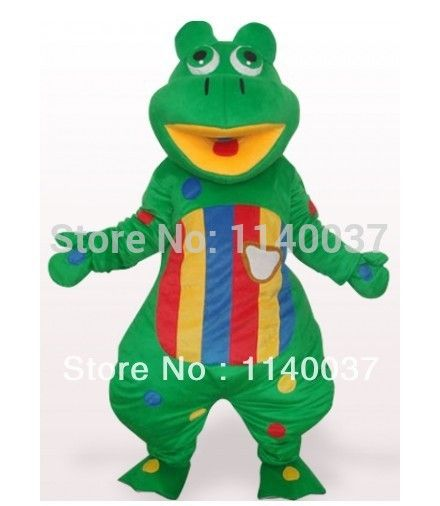 >> Click to Buy << mascot Green Frog Mascot Costume Valentine's Day Colorful Frog Prince Mascotte Outfit Suit Fancy Dress #Affiliate