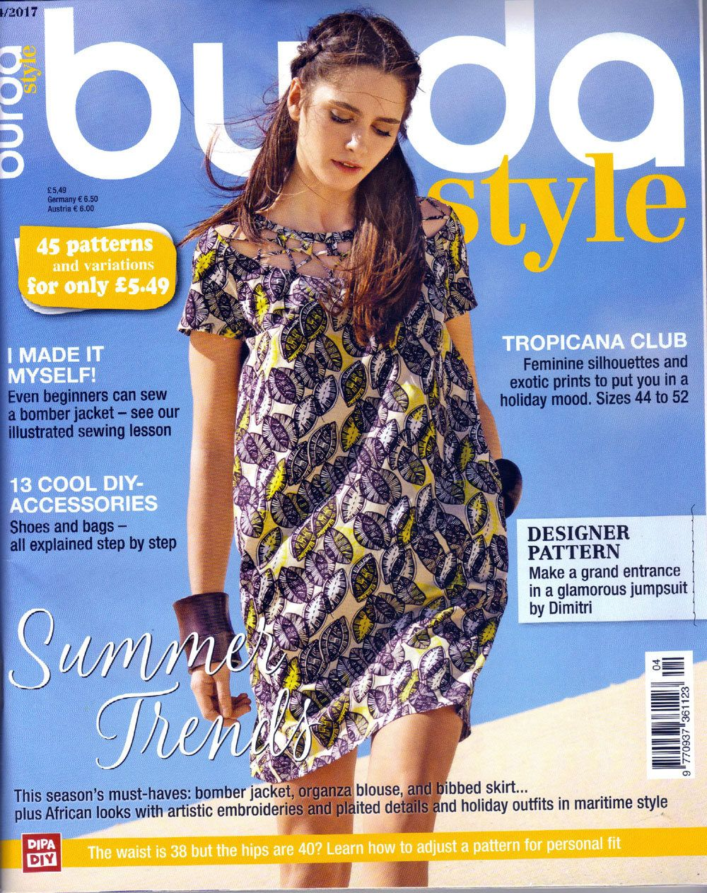 Burda style magazine 42017 english sewing patterns by burda style magazine 42017 english sewing patterns by honeyjamsuniques on etsy jeuxipadfo Image collections