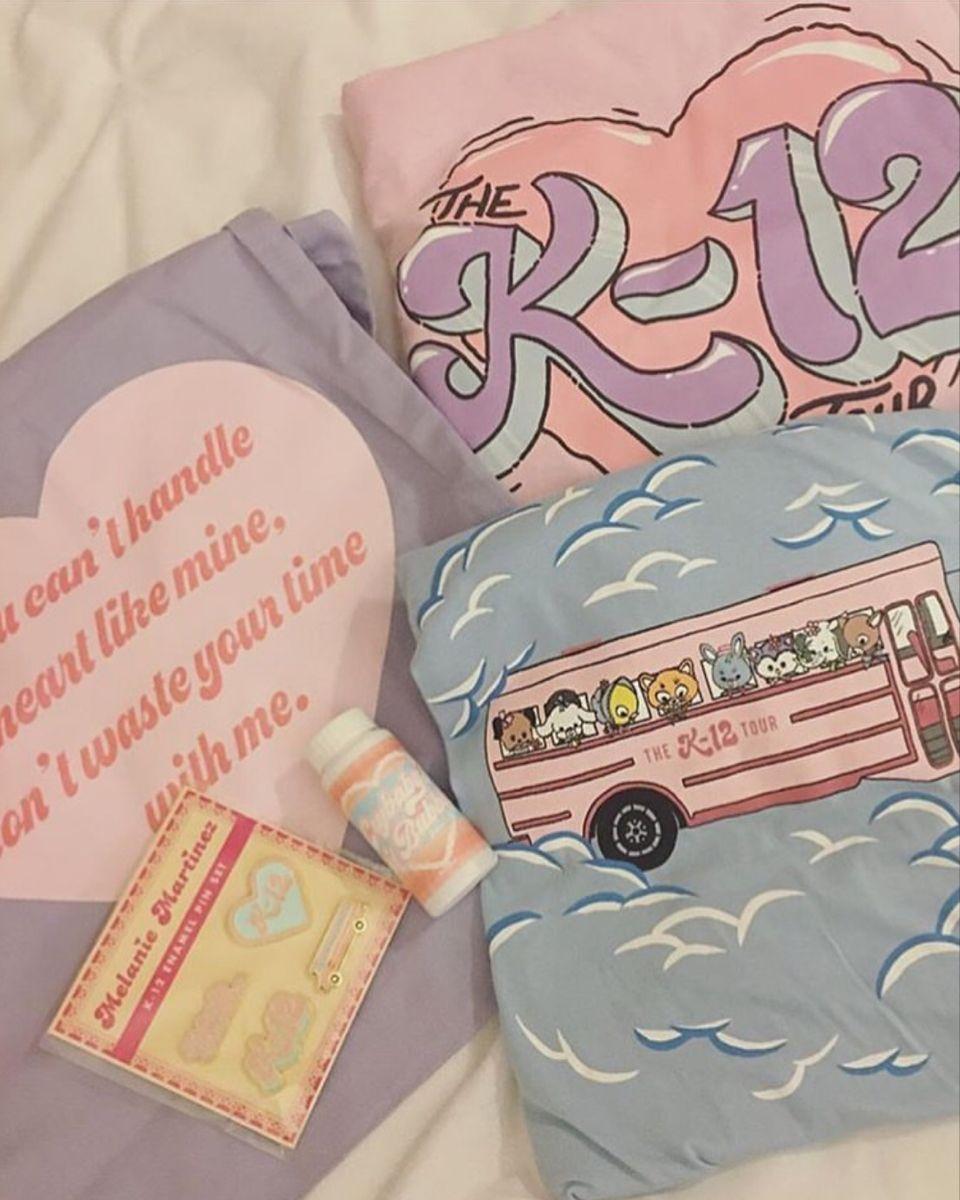 Aahh The Blue Shirt Is So Cute Melanie Martinez Merch Melanie Martinez Melanie