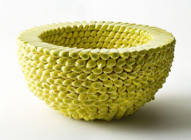 Bit by bit bowl, by danish Stine Jespersen