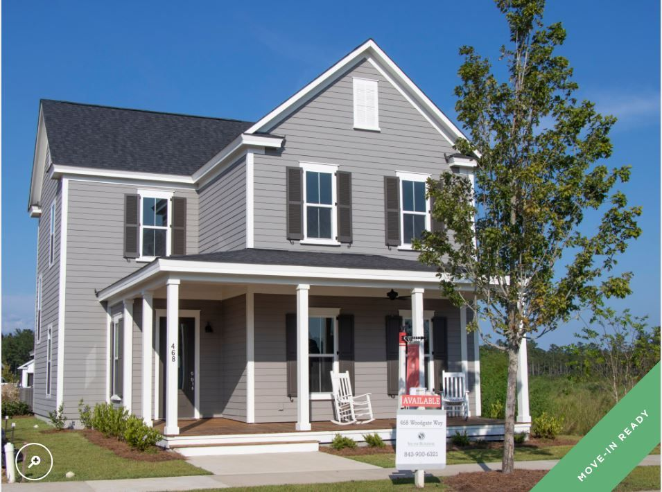 Is your home feeling a little cramped these days? Check out the Acorn home design at Summers Corner. MOVE-IN-READY, it features a master down and 3,065 square feet. 4 beds PLUS LOFT!  Ready for a walk-through?  #charleston #newhome #saussyburbank