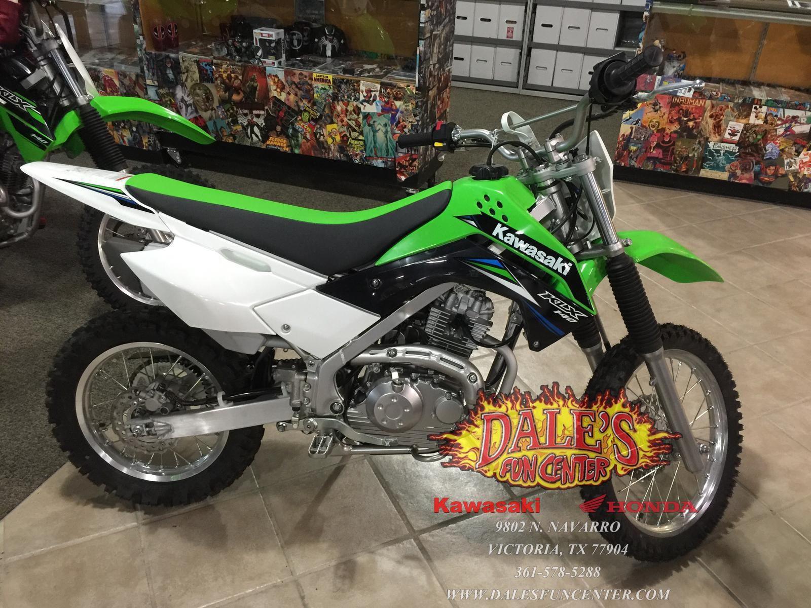 2014 Kawasaki Klx 140 Kawasaki Dirt Bikes Dirtbikes Kawasaki