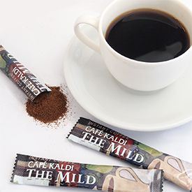 カフェカルディ インスタントコーヒースティック ザ マイルド 5p 新商品情報 カルディコーヒーファーム コーヒー マイルド インスタントコーヒー