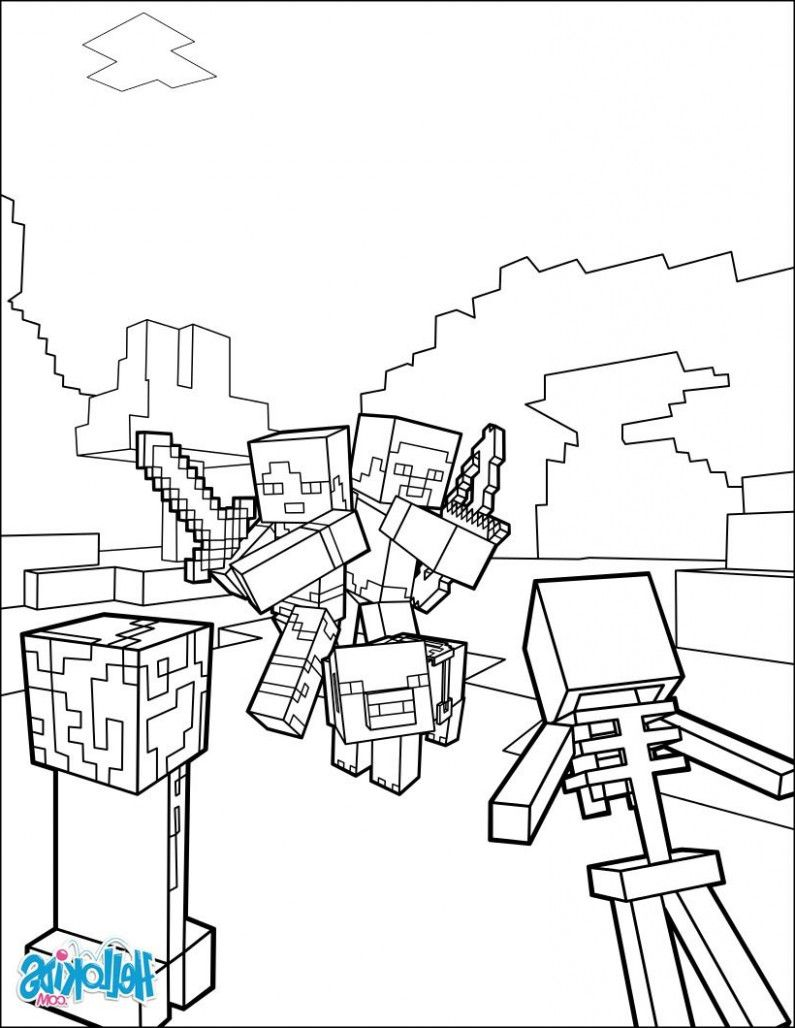 20 Things To Know About Minecraft Block Coloring Pages Coloring Minecraft Coloring Pages Spider Coloring Page Coloring Pages [ 1028 x 795 Pixel ]