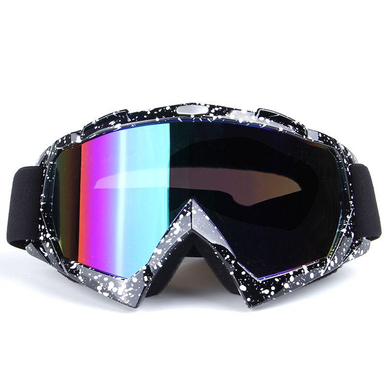 9 Kleuren Mannen Vrouwen Skibrillen UV 400 Anti-Fog Ski Brillen Winter Snowboard Bril Skiën Goggles Snowboarden Bril