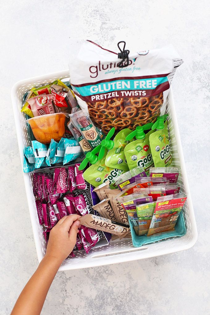 My Top 5 (Time & Sanity-Saving) Hacks for Packing School Lunches images