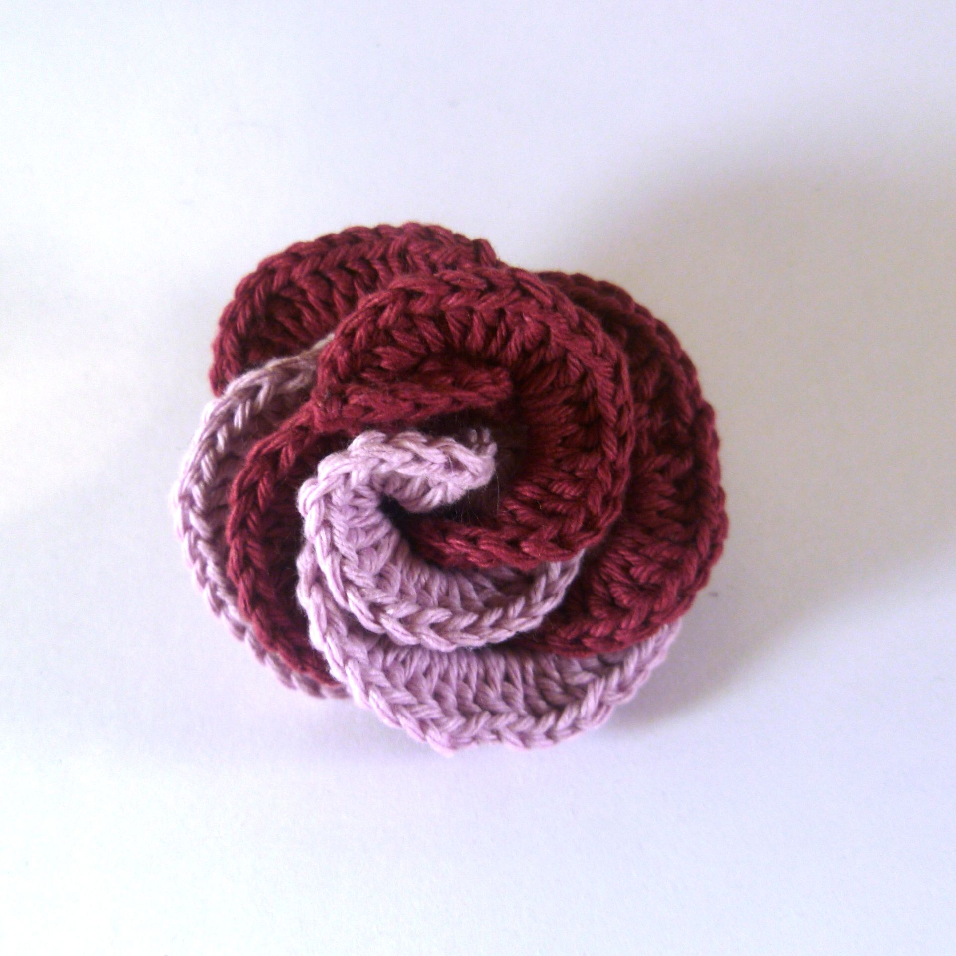 Make a Beautiful Rose Crochet