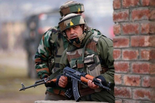 A three-day encounter came to an end in the Poonch sector of Jammu and Kashmir o… f355e674873309f896fc0f8802da5e78