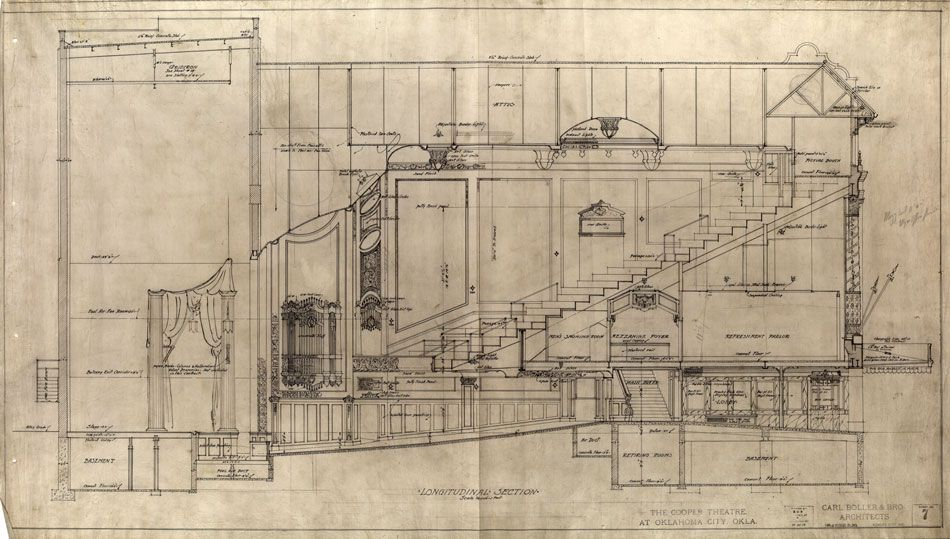 Pin By Lance Whitlow On Historic Okc Drawings