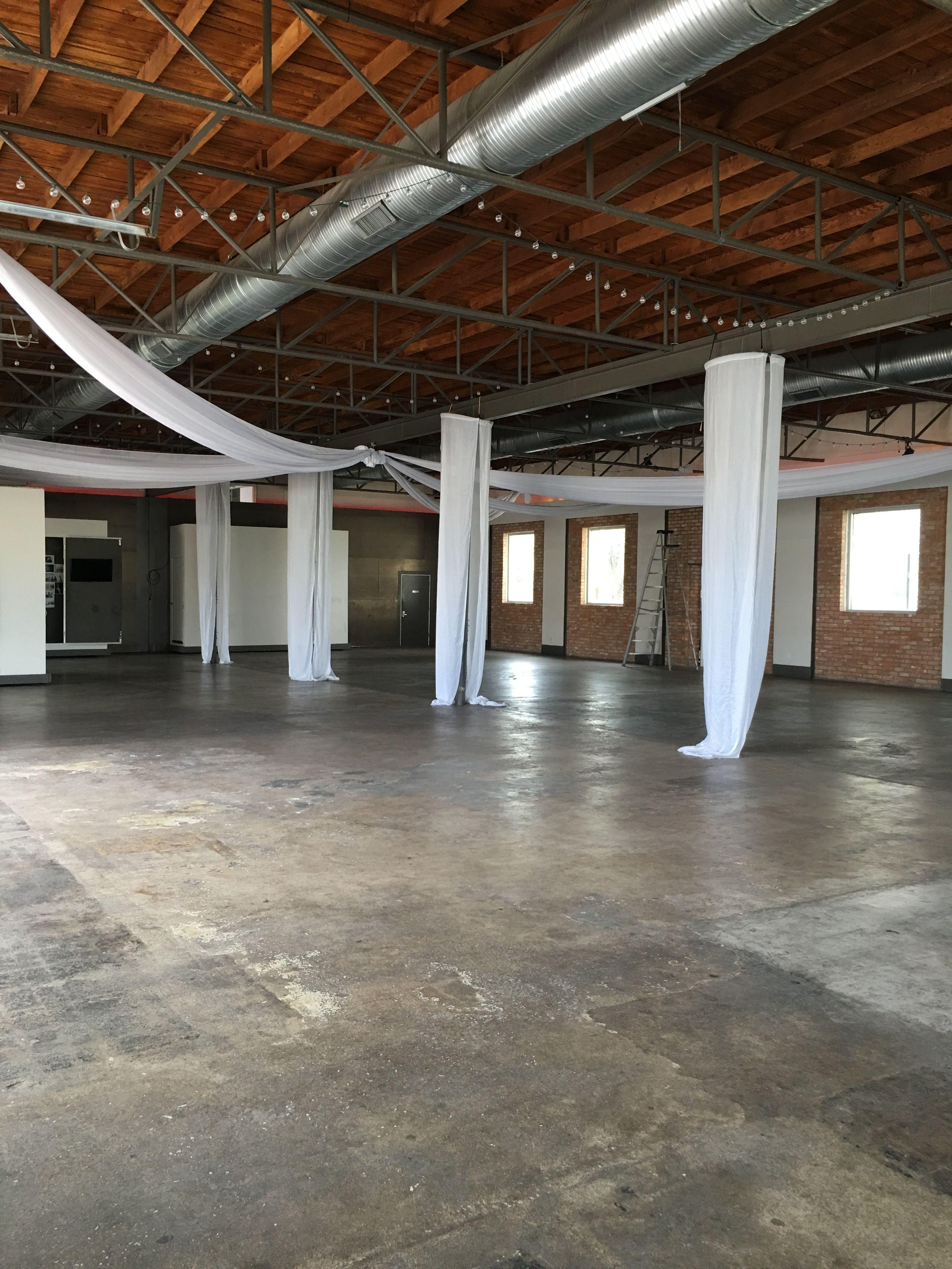 Lofty Spaces event venue in Dallas TX