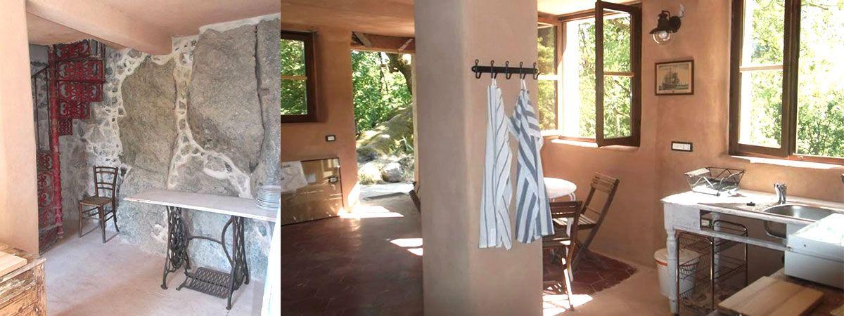 """Appartamento """"La grotta dello Gnomo"""" all'agriturismo """"Il filo di paglia"""" http://www.agriturismoilfilodipaglia.it/index.asp"""