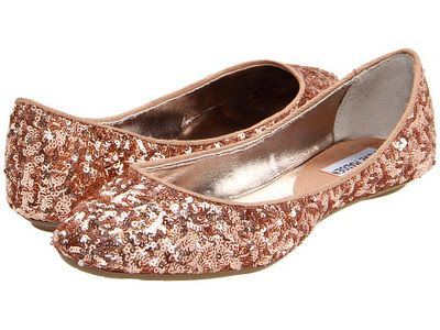 94c12feae5a Pink. sparkly. Steve Madden. Can't go wrong. They're a pair of my ...