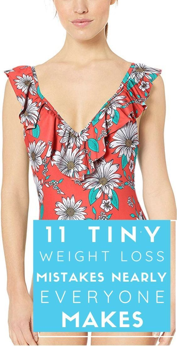 11 Tiny But Mighty WeightLoss Mistakes Nearly Everyone Makes  Your Daily Life Hacks 11 Tiny But Mighty WeightLoss Mistakes Nearly Everyone Makes how to lose 10 pounds in...
