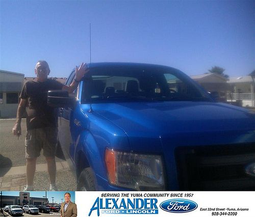 Thank You To Willam Morse On Your New 2013 Ford F 150 From Jose