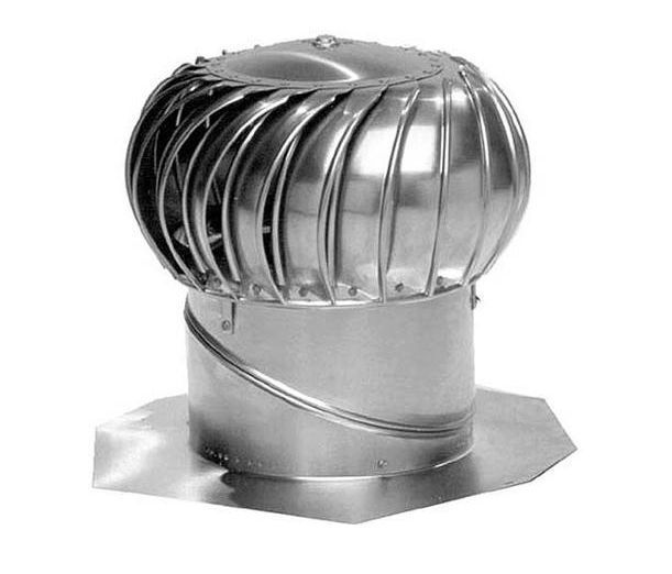 Wind Roof Turbine Ventilator Home Ventilation 12 Inch Vent Air Attic Aluminum Ventilation System Heating And Cooling Turbine