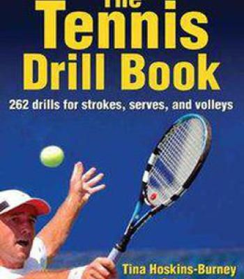 The Tennis Drill Book Pdf Tennis Drills Tennis Lessons Tennis
