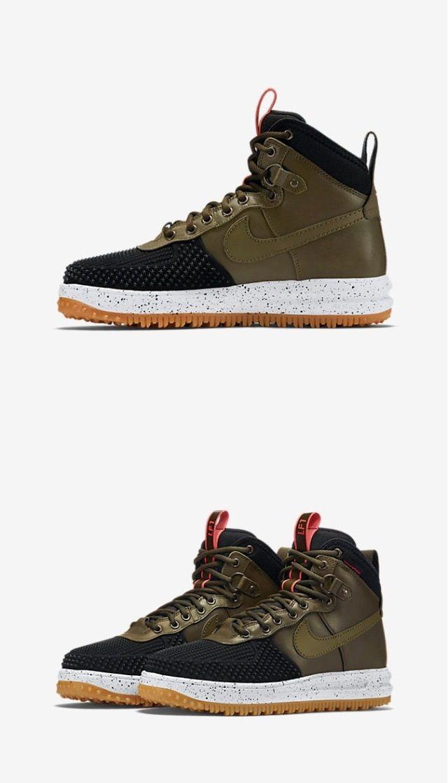 NIKE LUNAR FORCE 1 DUCKBOOT | 4h10 | Chaussures habillées