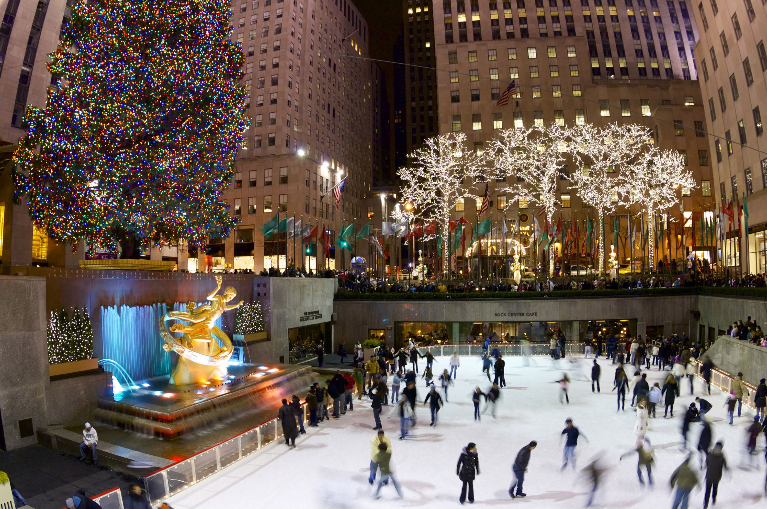Rockefeller Center at Christmas | Been There, Pinned That ...
