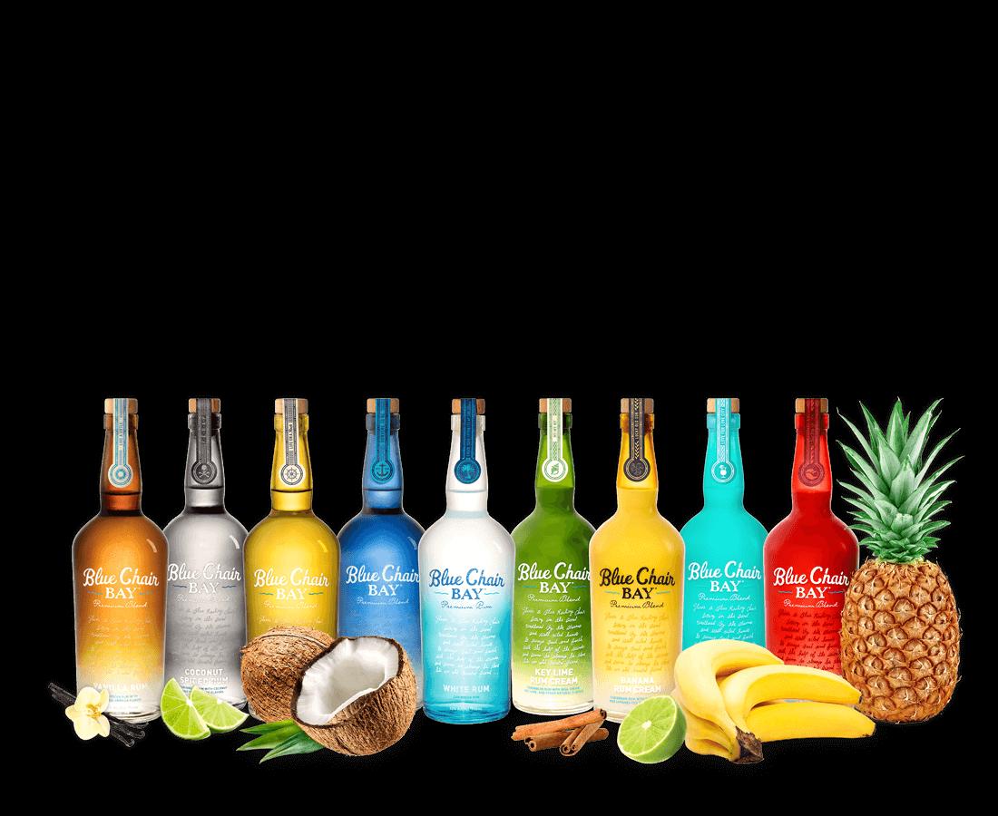Blue Chair Bay Rum® Vanilla rum, Spiced rum recipes, Rum