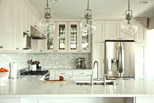LUSCIOUS LOVES Budget kitchen inspiration Ikea kitchen