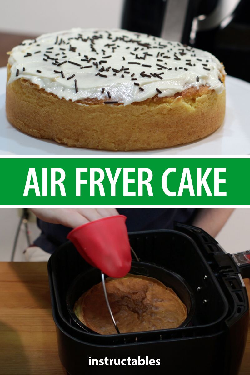 Air fryer cake with images air fryer recipes dessert