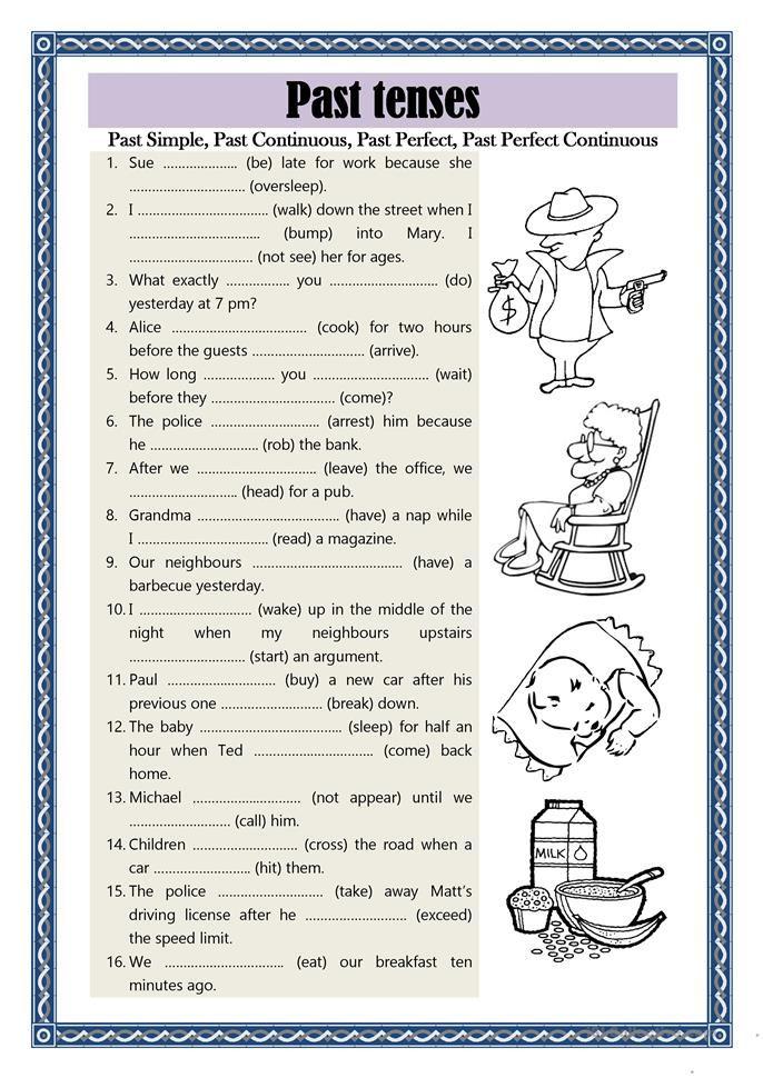Past tenses | English | Pinterest | Englisch lernen, Englisch und ...