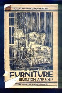 Here To Help: Advice From The Past   WorthPoint Fred Taylor, The Furniture  Detective