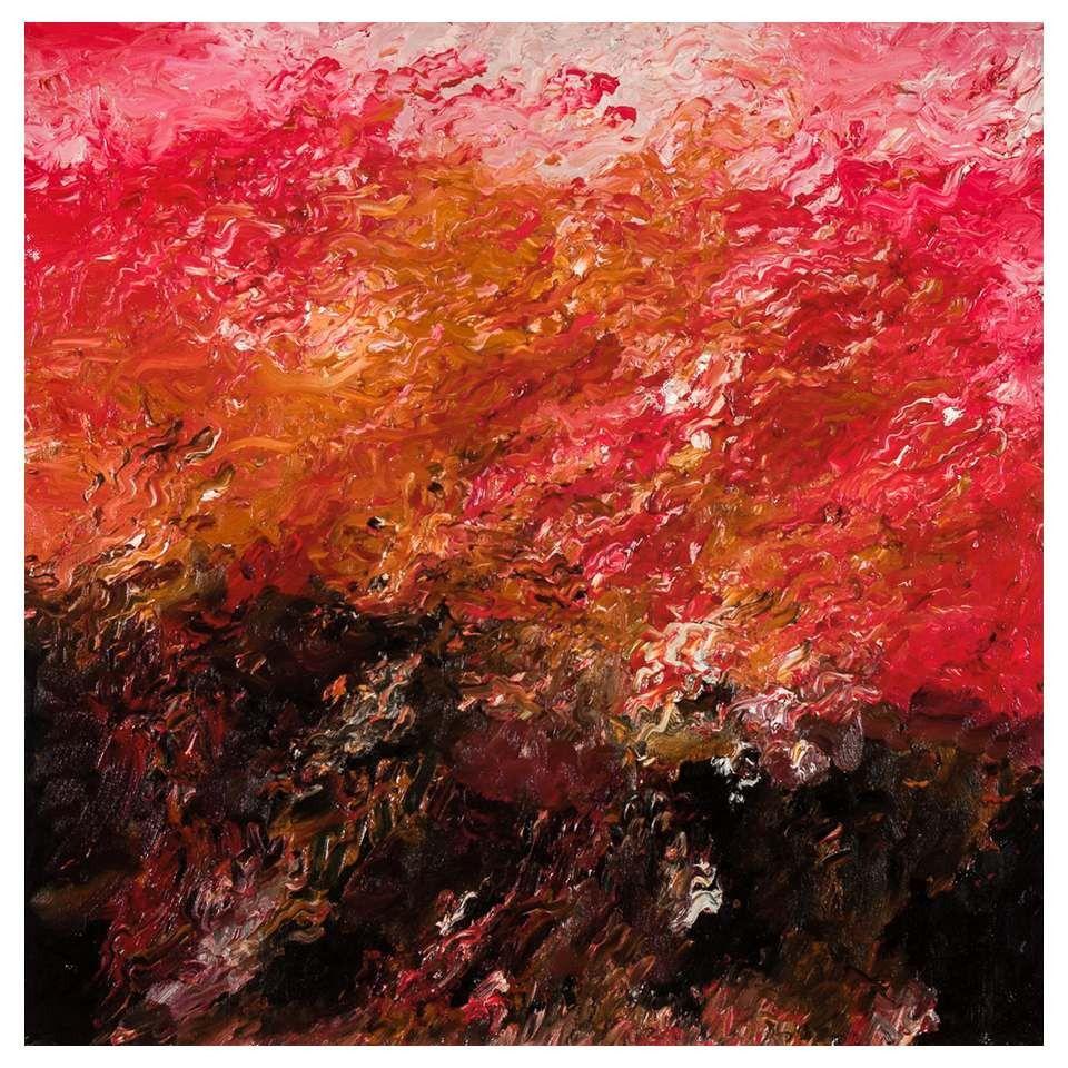 'Landschaft' (2013) by Armando