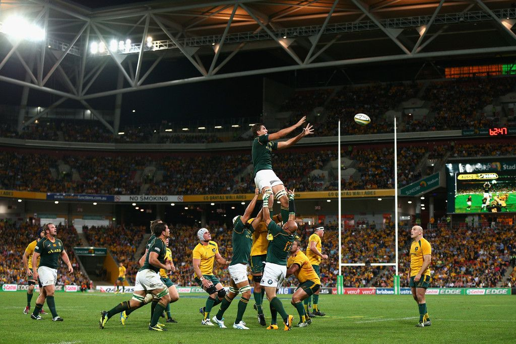 Eben Etzebeth Photos Photos Australia V South Africa The Rugby Championship Rugby Championship Springbok Rugby Rugby