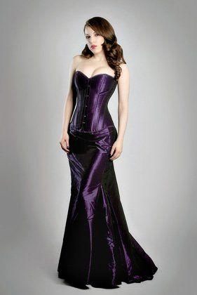 Classic high quality overbust corset and matching skirt-Satin corset & skirt outfit £495 Silk corset and skirt outfit £625 Skirt only in Satin £295 Skirt only in silk taffeta or silk dupion £375