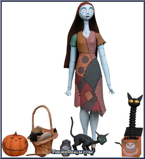nightmare before christmas sally official art - Google Search ...