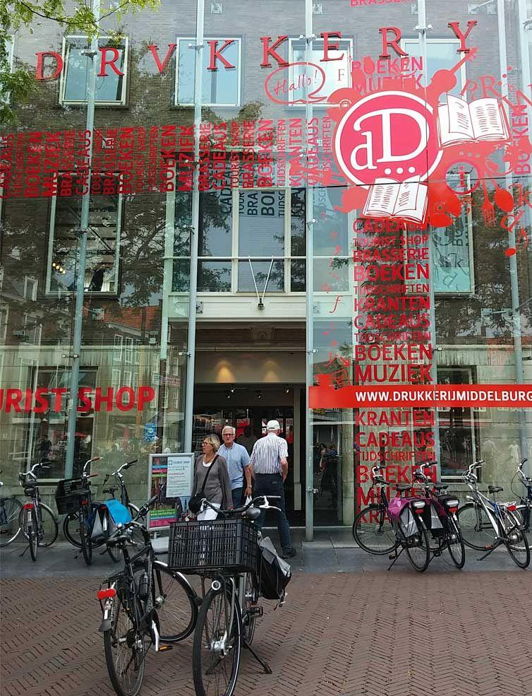 middelburg holland boekhandel zeeland restaurants