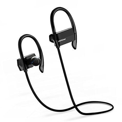 Oreillettes Bluetooth 4.1, Mpow Dernier Ecouteurs